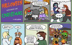 If Halloween Was More Like Christmas