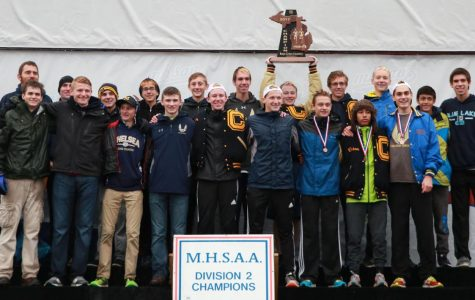 Chelsea Boys Cross Country Wins State Championship