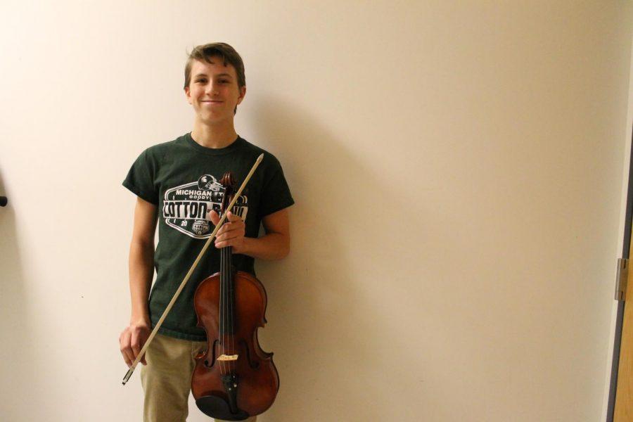 Student Spotlight: Nate Banotai, A Kid Who Cares