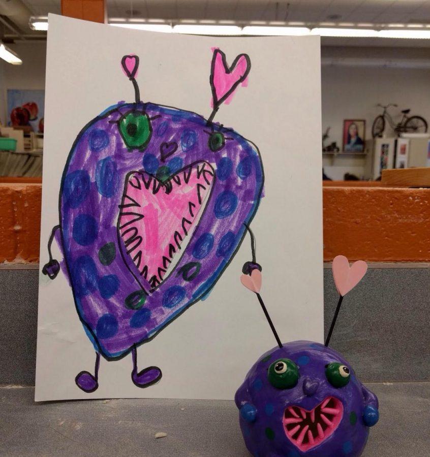 Art Spotlight: Monster Mash Up
