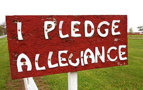 I Pledge Allegiance . . . Or Do I?