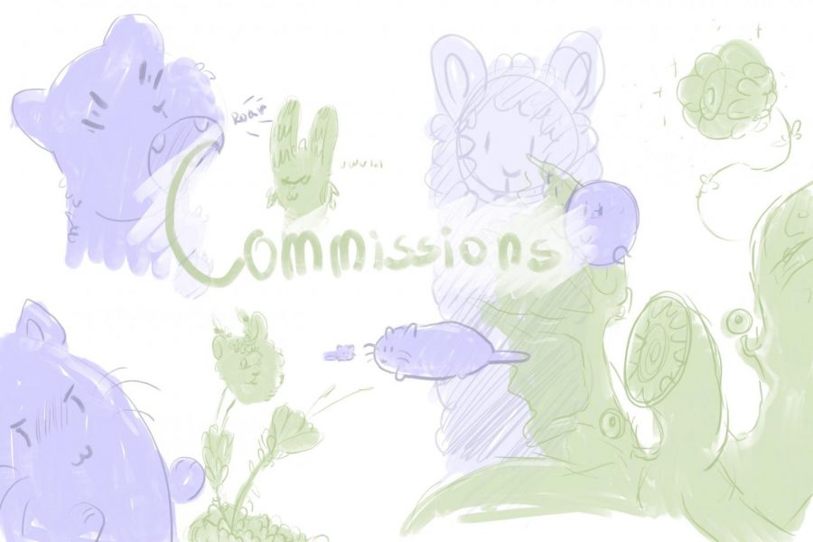 An Artist's Take on Art: Commissions