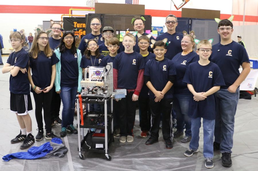Robotics: Chelsea's Own Tech Boom