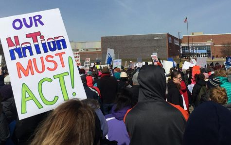 March for Our Lives Draws Thousands Together in Ann Arbor