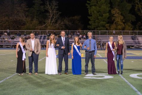 Excellence Award Replaces Homecoming Queen at CHS