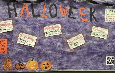 Halloween Spirit Week: A New CHS Tradition
