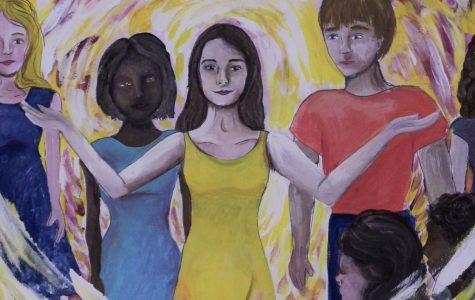 Art Portfolios: CHS Students and the Scholastic Competition