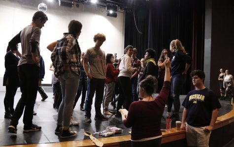 Theatre Guild's Winter Showcase Comes Together To Display Students' Hard Work