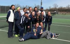 Varsity Tennis Starts Its Season Strong