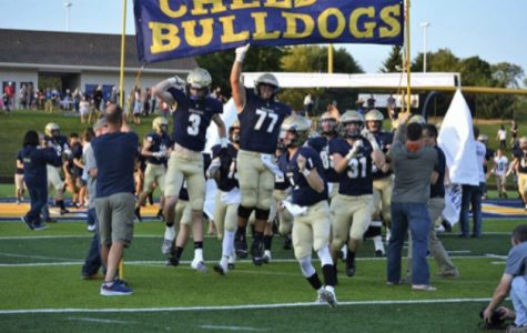 Chelsea Bulldogs Blast Lincoln Railsplitters Friday