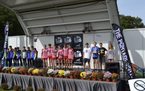 Boys Cross Country Team Excels at Portage Invitational