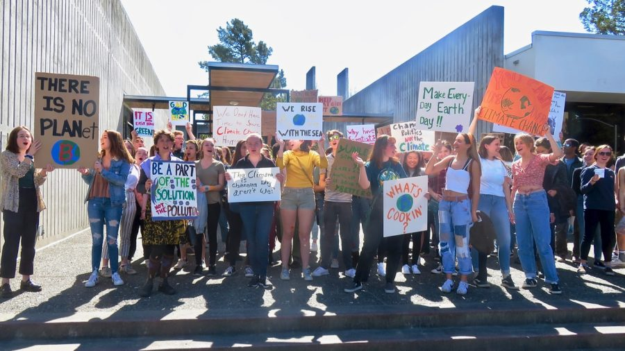 Youth Lead Climate Change Activism