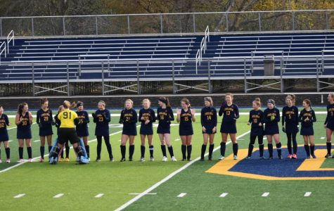Chelsea Field Hockey Puts Up Fight in Finals