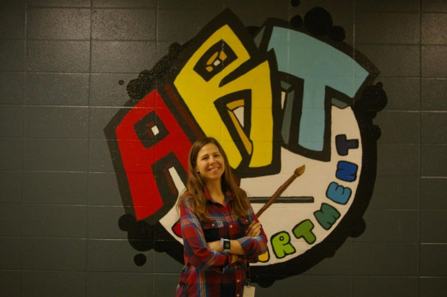 New Murals Come To CHS