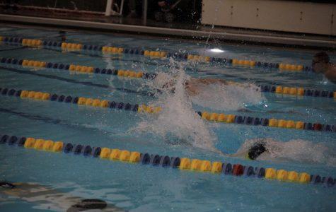 Swim Team Sets Big Goals This Season