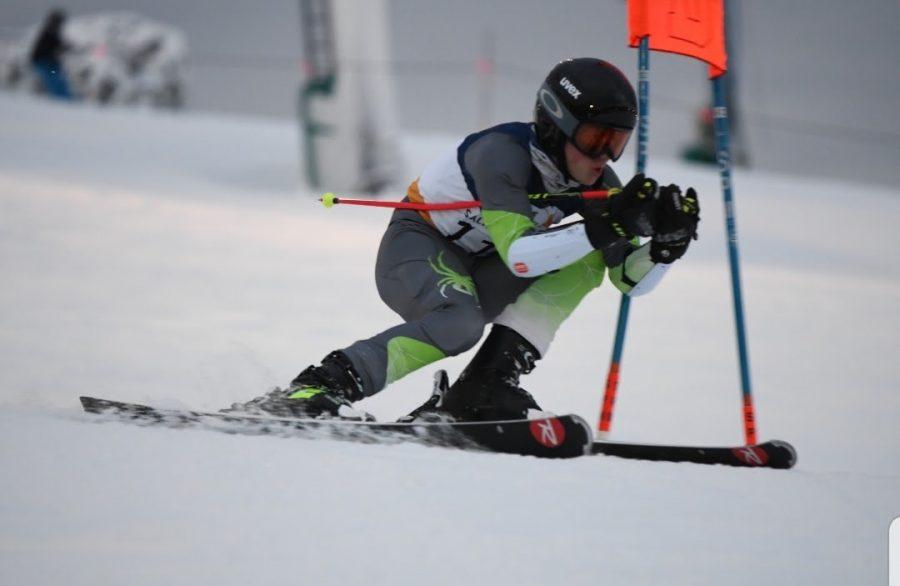 Chelsea-Saline Ski Team Heads into Regionals