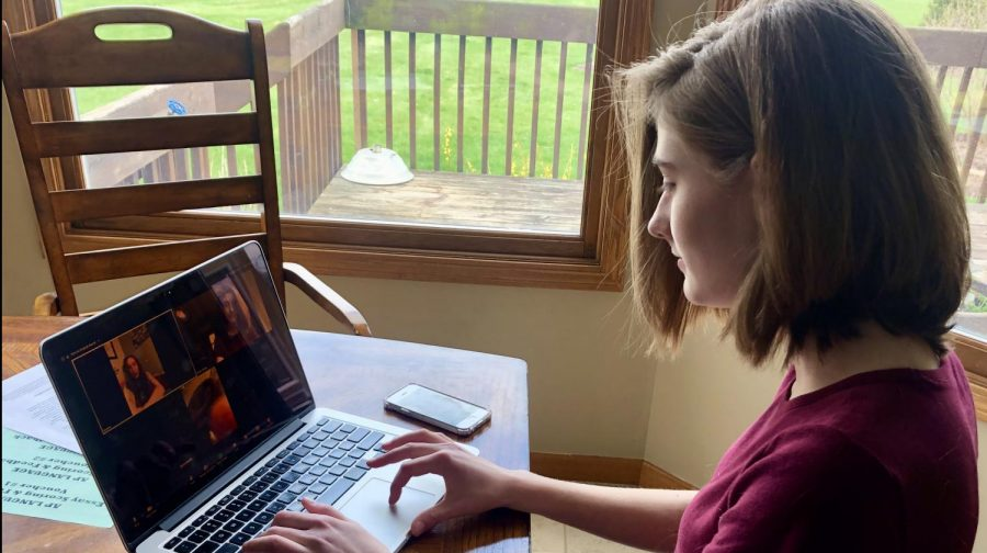 Quaran-Teens: Junior Helps Fellow AP Students Stay Connected