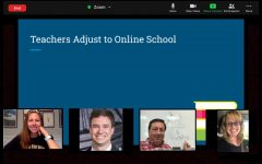 Online School: How are Teachers Adjusting?