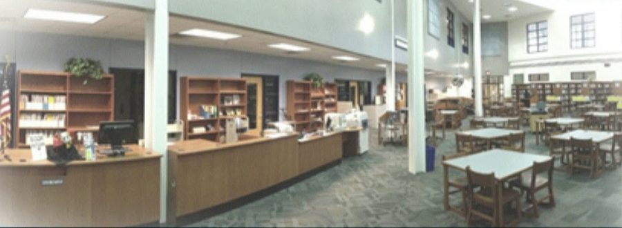 Media Center Renovations Coming Summer 2021