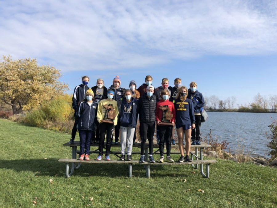 Women's and Men's Cross Country Win Regionals and Place 7th and 4th Respectively in Division 2 State Finals: A Senior Captain's Take on the Season