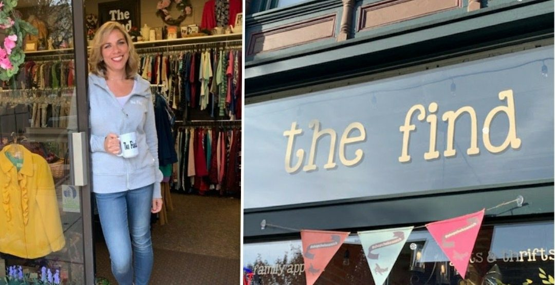 Face Behind the Place: MaryAnne Thomas of The Find