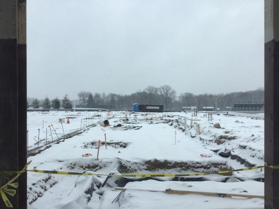 Chelsea High School Gym Undergoes Renovations
