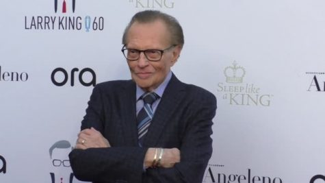 Larry King at Larry King
