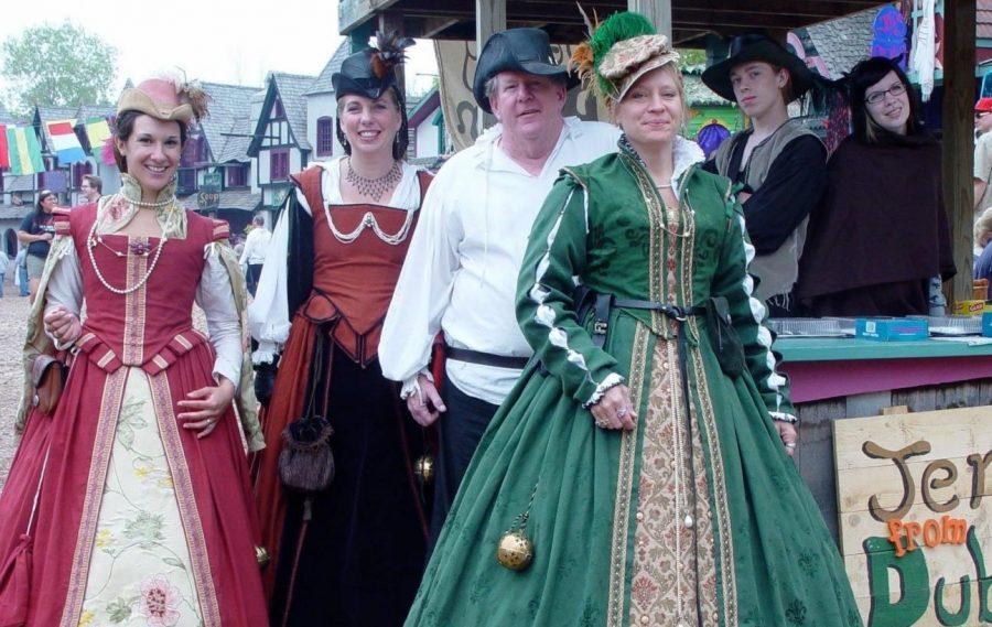 Blue & Bold: Wismont's Whimsical Renaissance Fairs