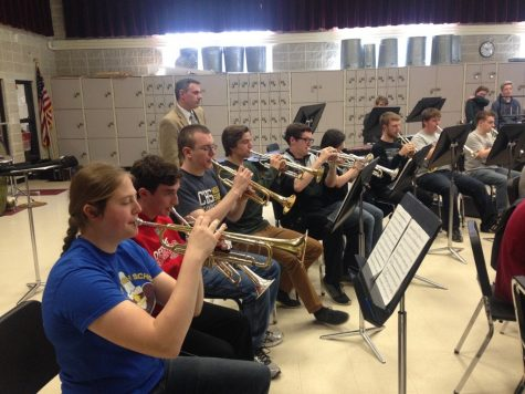 Jazz Band Returns to CHS