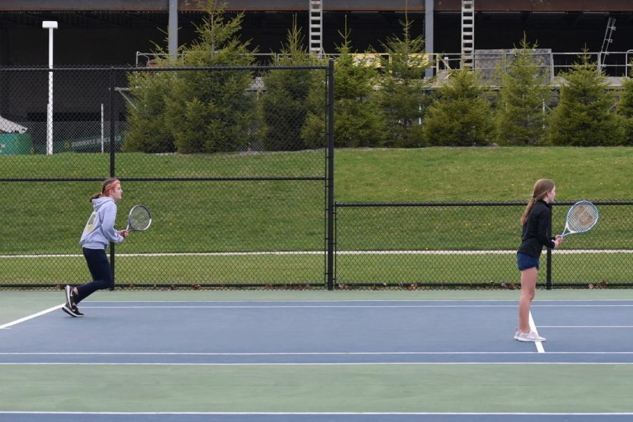 Athlete Spotlight: Double Trouble Tennis Team