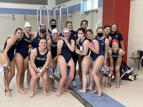 Senior Perspective on Womens Water Polo Season
