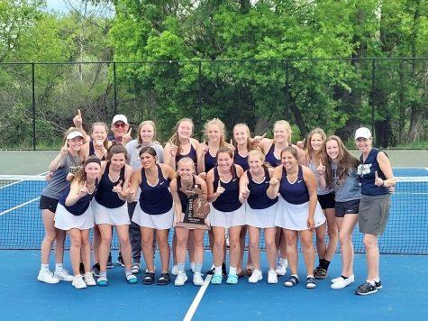 Women's Tennis Wins Regionals and SECs